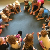 Active circle time