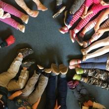 Foot circle